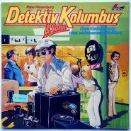 Detektiv Kolumbus & Sohn - Das Geheimnis Des Schwarzen Koffers - LP