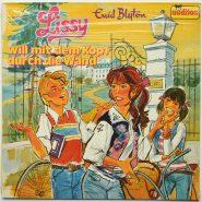 Enid Blyton Lissy Will Mit Dem Kopf Durch Die Wand Sealed MINT LP