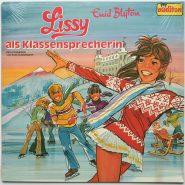 Enid Blyton – Lissy Als Klassensprecherin MINT LP