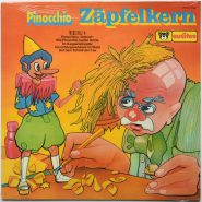 Various – Pinocchio Zäpfelkern Teil 1 Hörspiel Schallplatte