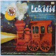 Friedrich Feld Lok 1414 Wunder-Lokomotive Vinyl Baccarola MINT Sealed
