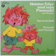 Ellis Kaut Meister Eder Und Sein Pumuckl Pumuckl Columbia Hörspiel LP