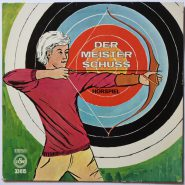 Berta Schmidt-Eller Der Meisterschuss Schallplatten Verlag Vinyl Hörspiel