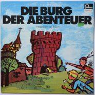 Enid Blyton – Die Burg Der Abenteuer Fontana Abenteuer Serie Vinyl