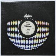 """Alan Braxe & Fred Falke – Running Vulture Music 12"""" EX"""