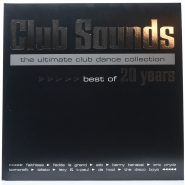 Club Sounds - Best Of 20 Years Vinyl Limited Edition SONY