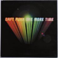 "Daft Punk – One More Time Virgin 12"" 2000 NM/EX"