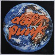 "Daft Punk - Around The World / Teachers - Vinyl 12"" House Virgin"