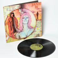 Jane – III Green 1048 Brain 1974 Krautrock VG+/VG+
