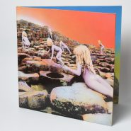 Led Zeppelin ‎– Houses Of The Holy - Atlatic Vinyl NM Gatefold