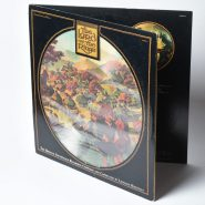 Rosenman ‎- The Lord Of The Rings Soundtrack LP Limited Picture Disc
