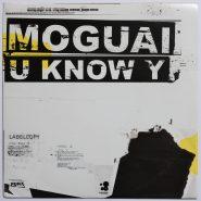 """Moguai – U Know Y / Kosmo Records – Vinyl 12"""" Techno NM/EX"""