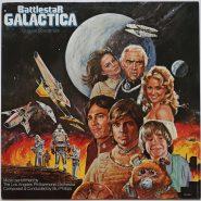 Stu Phillips – Battlestar Galactica Soundtrack Vinyl NM MCA