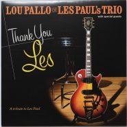 Lou Pallo Of Les Paul's Trio Thank You Les Vinyl NM Netherlands 2013