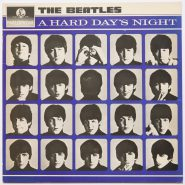 The Beatles ‎– A Hard Day's Night Parlophone Netherlands Rock & Roll