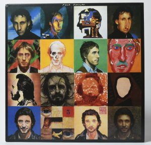 The Who ‎– Face Dances / inkl. POSTER Vinyl Schallplatte 1982 15€