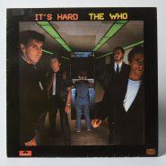 The Who – It's Hard Polydor letzte Studioalbum LP