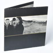 U2 – The Joshua Tree Corbijn Island Records Vinyl