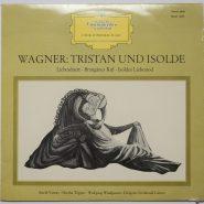 Wagner / Varnay - Tristan und Isolde Deutsche Grammophon LP VG+
