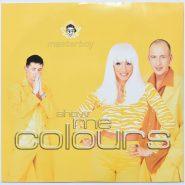 "Masterboy – Show Me Colours Eurodance 1996 12"" Vinyl"