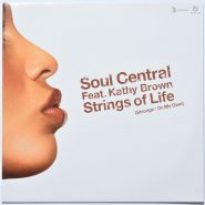 """Soul Central Feat. Kathy Brown – Strings Of Life Kontor 443 Chiptune 12"""""""