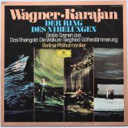 Wagner / Karajan - Der Ring der Nibelungen Deutsche Grammophon