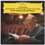 Igor Stravinsky - Kammermusik Deutsche Grammophon 2530 551