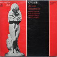 Vivaldi / Barchet / Tilegant – Die Vier Jahreszeiten Bärenreiter-Musicaphon