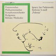 Paderewski / Wodiczko – Sinfonie H-Moll Polonia Bärenreiter-Musicaphon
