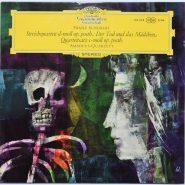 Schubert / Amadeus-Quartett - Der Tod Und Das Mädchen DGG 1966