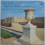 Leclair / Munclinger - Komorni skladby s flètnou / Ars rediviva Supraphon
