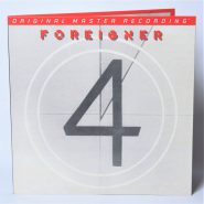 Foreigner - 4 - Mobile Fidelity Sound Lab Limited Numbered Edition