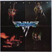 Van Halen – Van Halen - Heavy Metal OIS EX/EX