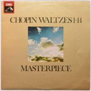 Chopin / Lipatti / Waltzes 1-14 South Africa 1979 Vinyl