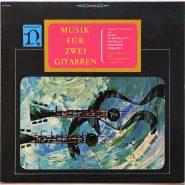 Bach / Debussy / Presti / Lagoya - Musik für zwei Gitarren Nonesuch