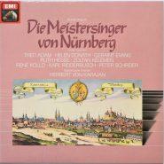 Wagner / Karajan / Die Meistersinger von Nürnberg EMI 1C 061-02 233