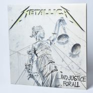 Metallica ‎- ...And Justice For All Speed Metal Remastered 2008
