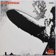 Led Zeppelin - Led Zeppelin - ATL 40 031 Europe Reissue