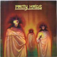 "Pretty Maids - Pretty Maids - 12"" Vinyl Mini-Album CBS"