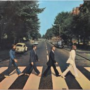 The Beatles - Abbey Road - Apple Records 1969 Germany