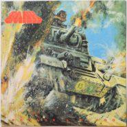 Tank - Honour & Blood - Roadrunner Records RR 9850