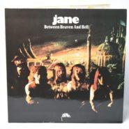 Jane - Between Heaven And Hell - Brain 60.055 1977 Krautrock