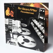 Ten Years After - Recorded Live Chrysalis Blues Rock Vinyl