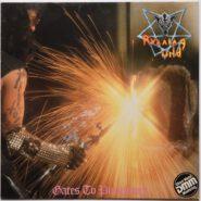 Running Wild - Gates To Purgatory - Noise 0012 Germany 1984