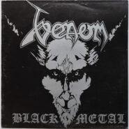 Venom – Black Metal - Neat Records - Vinyl - Italy 1982