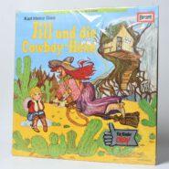 Karl Heinz Gies - Jill Und Die Cowboy Hexe Vinyl Hörspiel Europa OIS