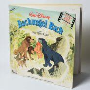 Walt Disney – Dschungel Buch - Disneyland Hörspiel LP NM/NM