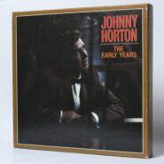 Johnny Horton - The Early Years - 7xLP Box-Set BEAR FAMILY