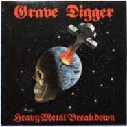 Grave Digger - Heavy Metal Breakdown - Noise N 007 1984