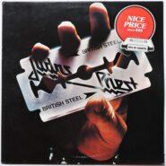 Judas Priest - British Steel - Heavy Metal 1988 Vinyl